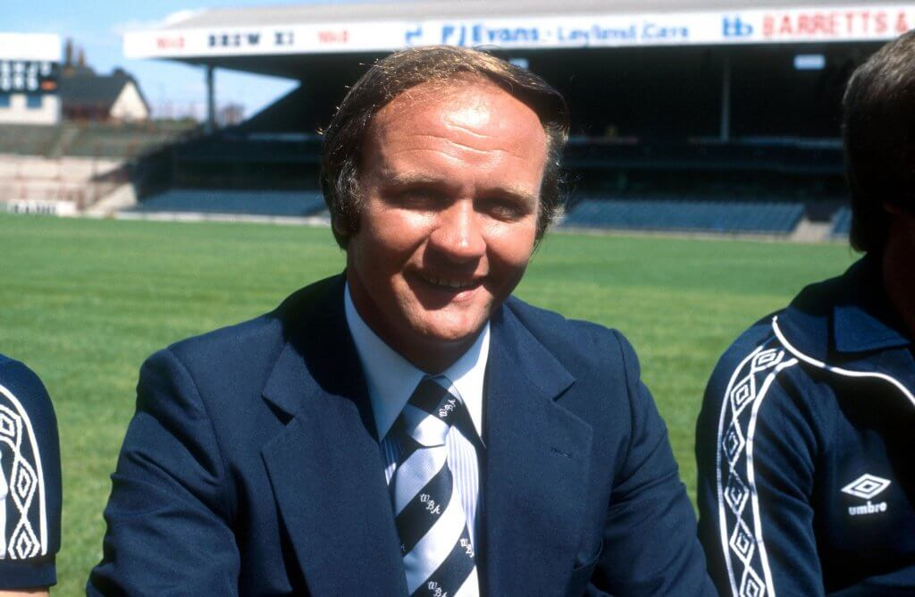 Ron Atkinson West Brom