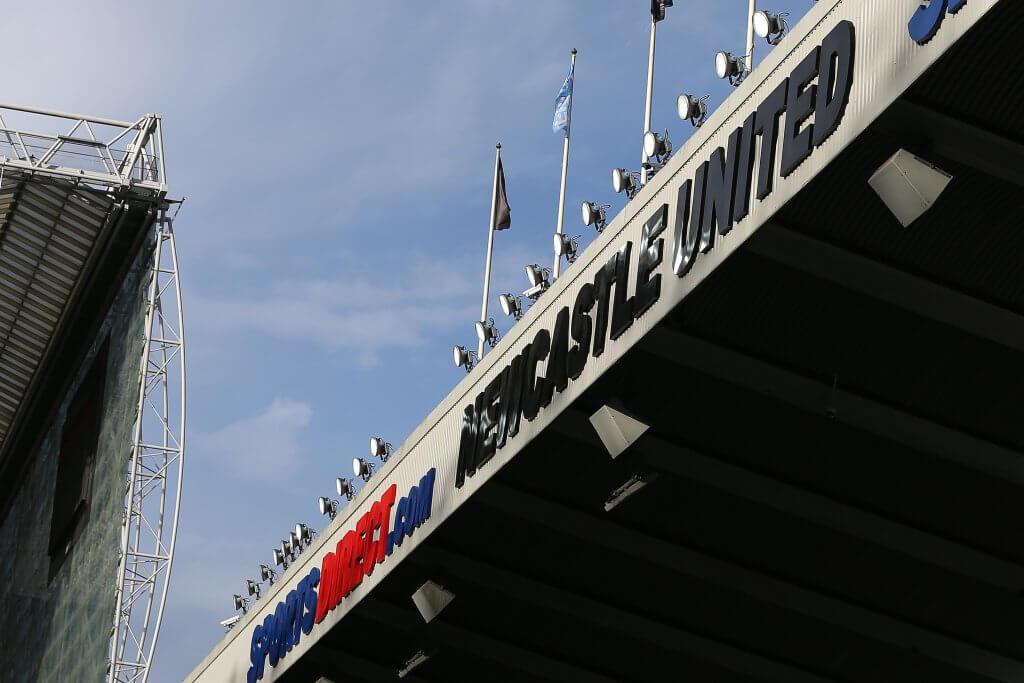 Newcastle St James Park