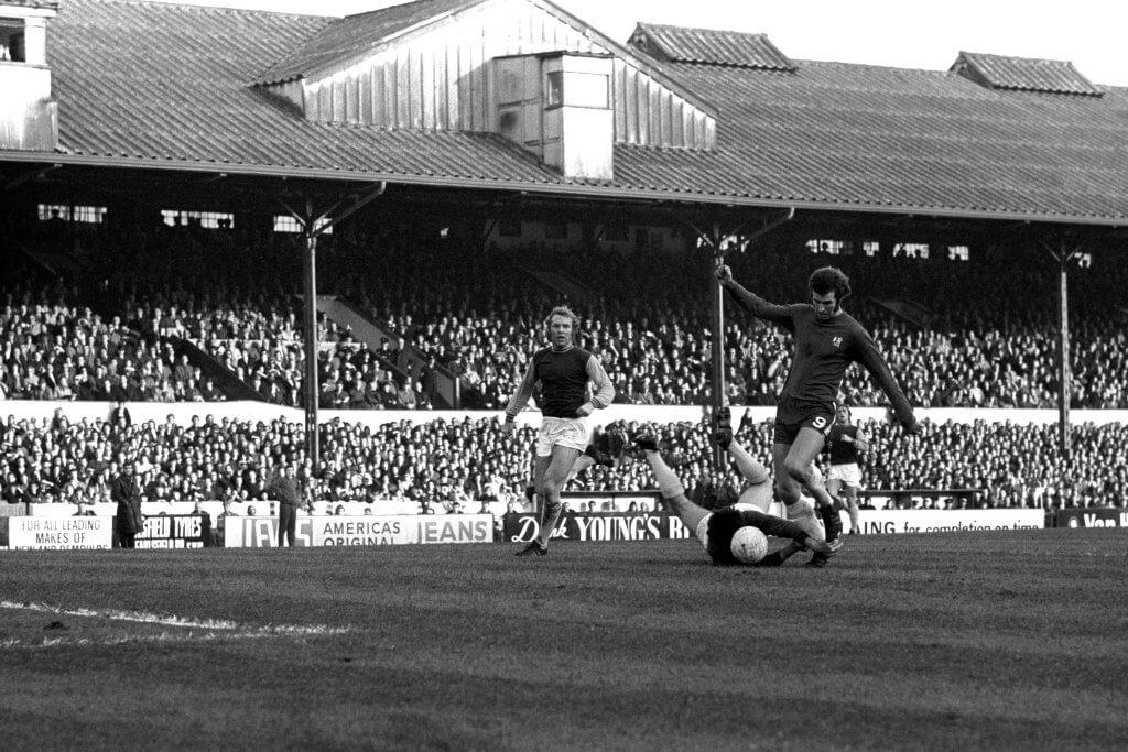 Chelsea West Ham 1970