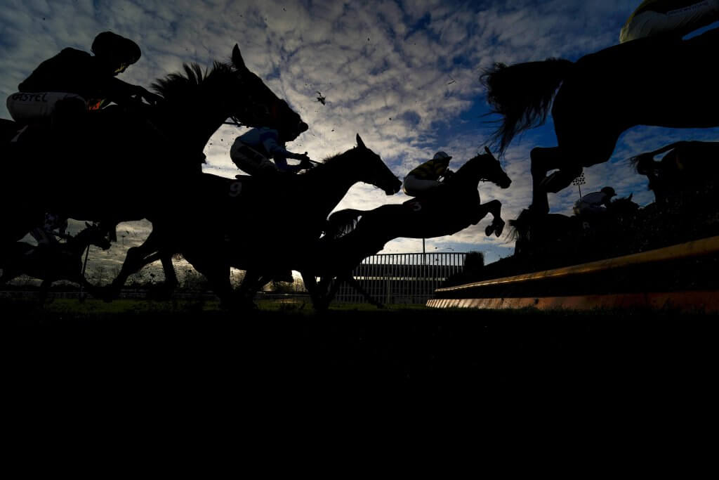 Horse Racing Jumps