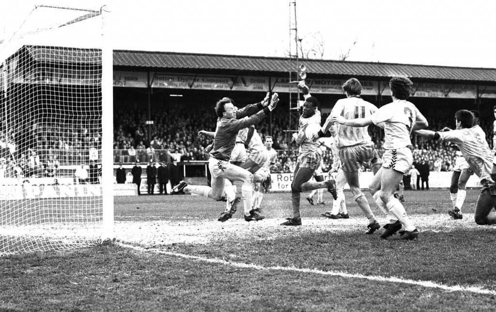 Sutton United v Coventry City