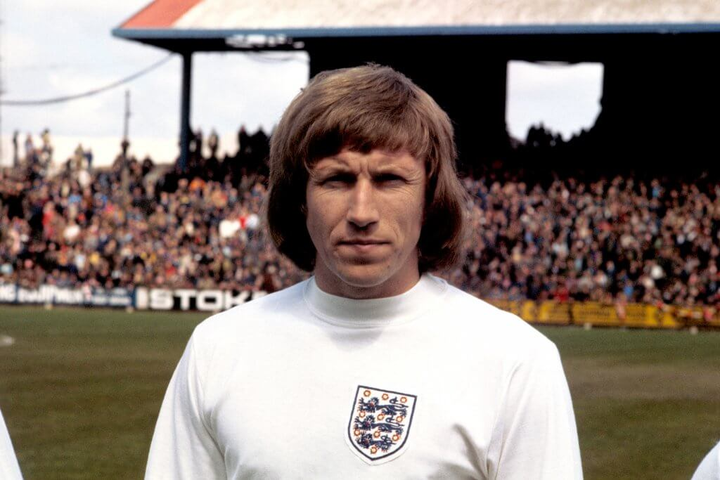 Colin Bell, England