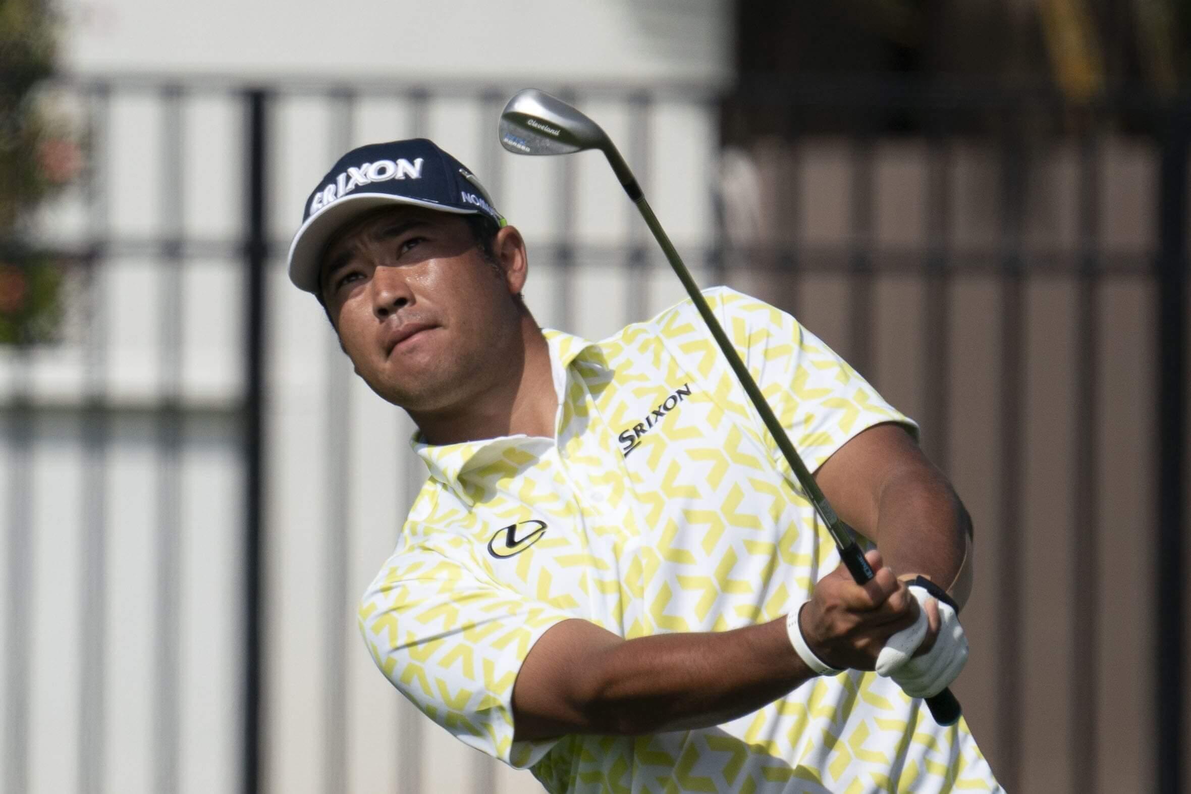 Hideki Matsuyama Golf
