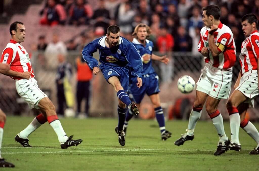 Leicester City Red Star Belgrade 2000