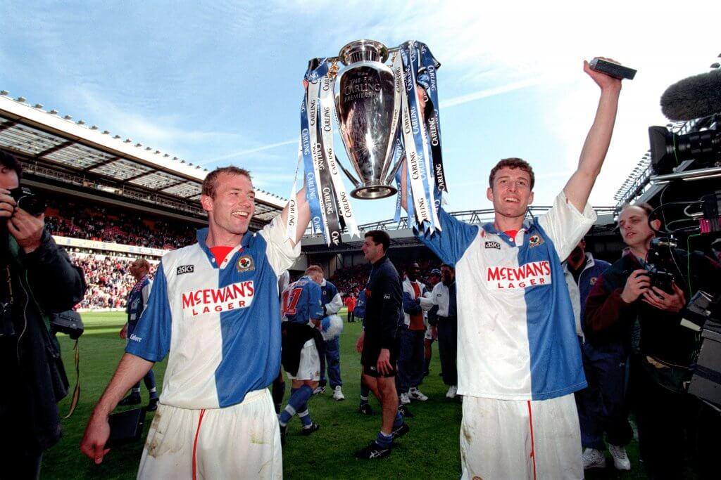 Blackburn Rovers 1995