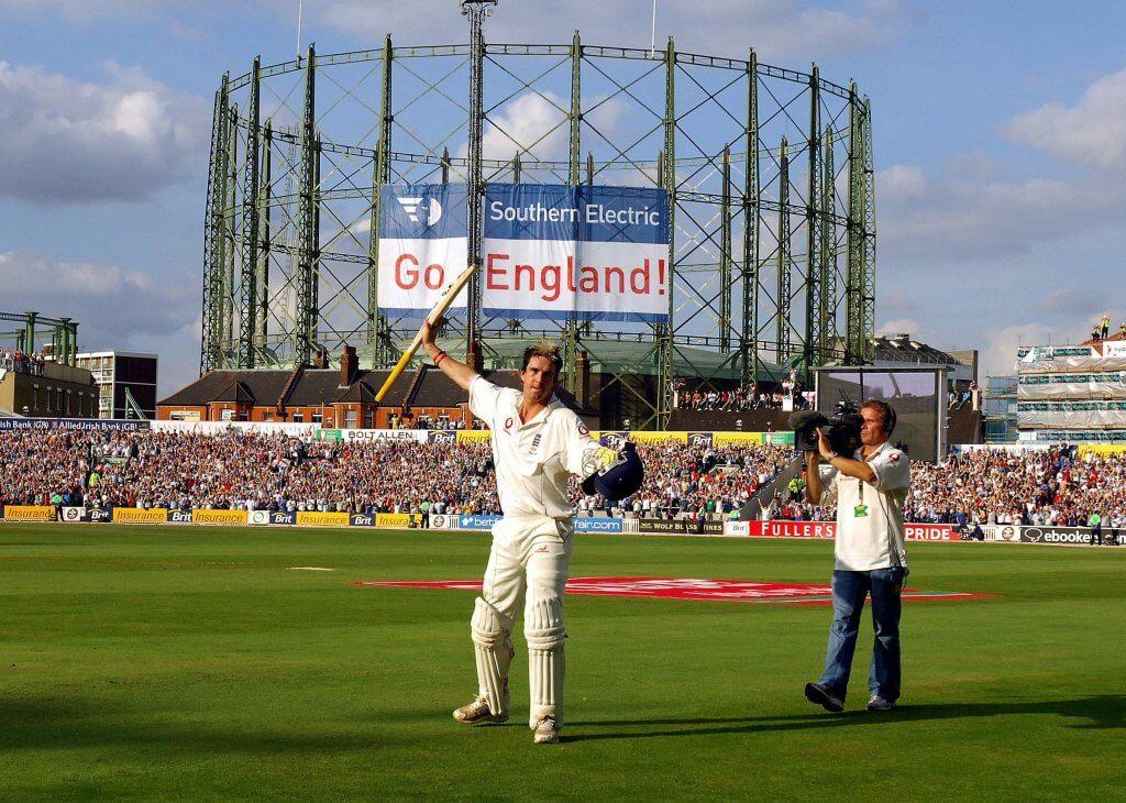 England Cricket 2005