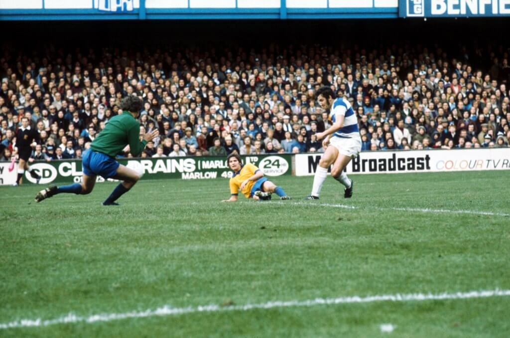 Dai Davies Everton