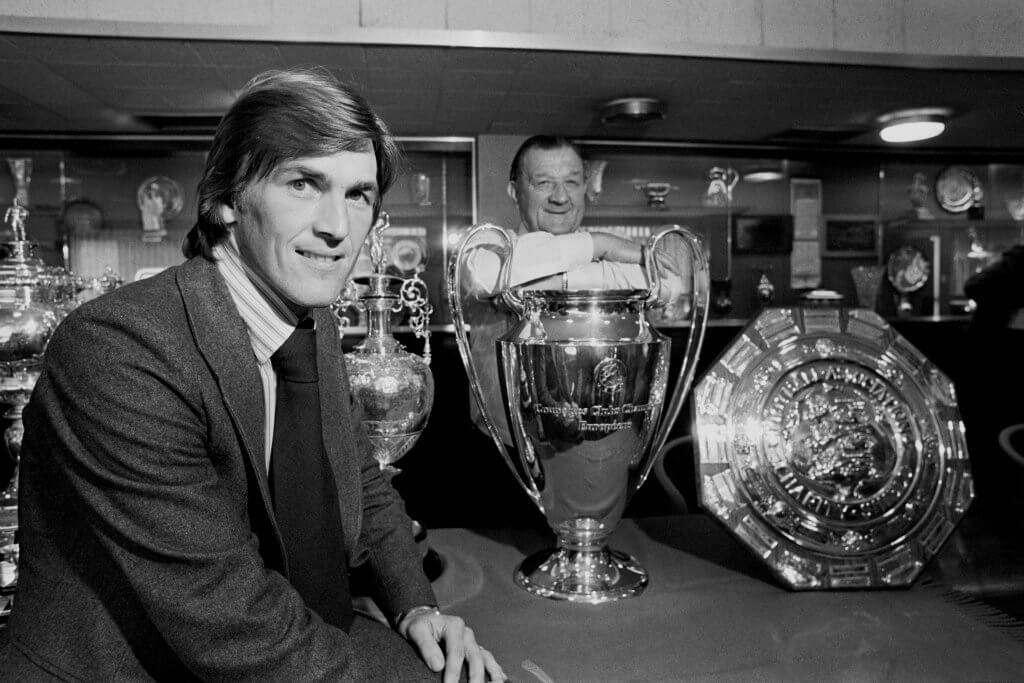 Kenny Dalglish 1977