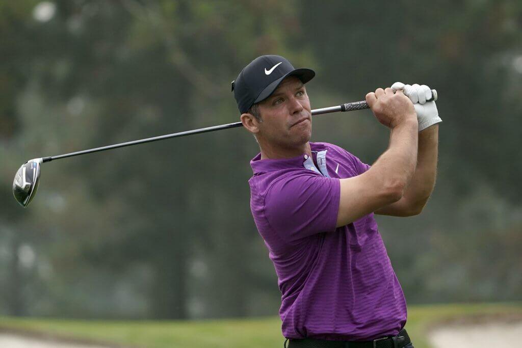 Paul Casey Golf