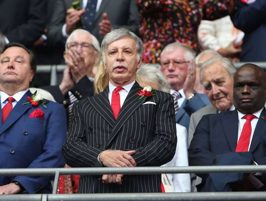 Arsenal owner