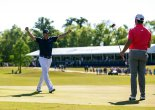 Zurich Classic: Rahm and Ryan reunited in New Orleans