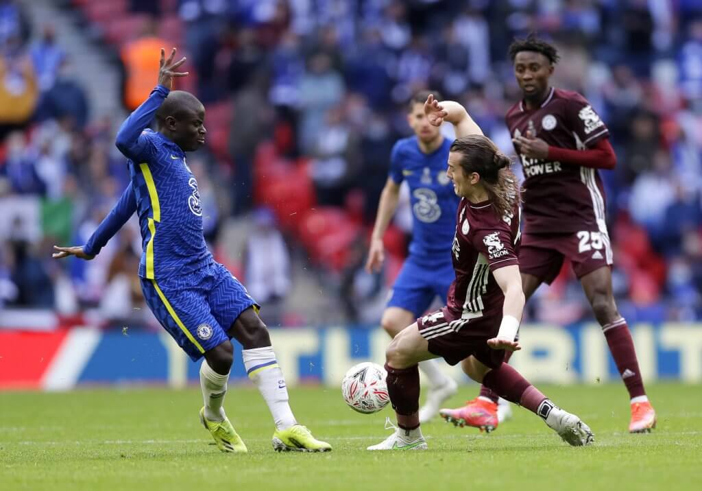 Chelsea FA Cup Leicester
