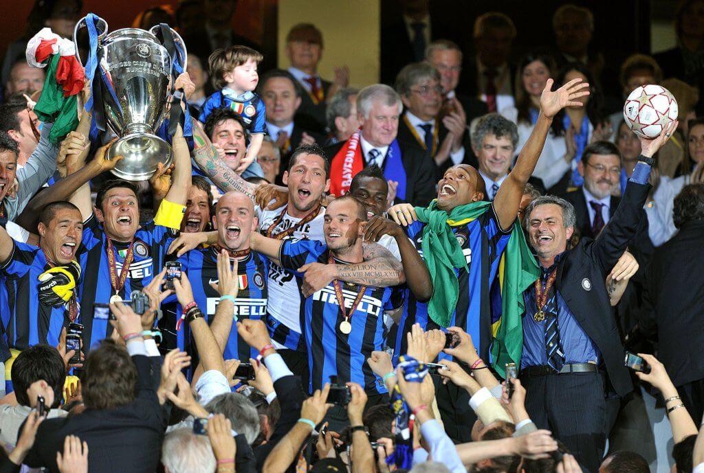 Inter Milan Mourinho