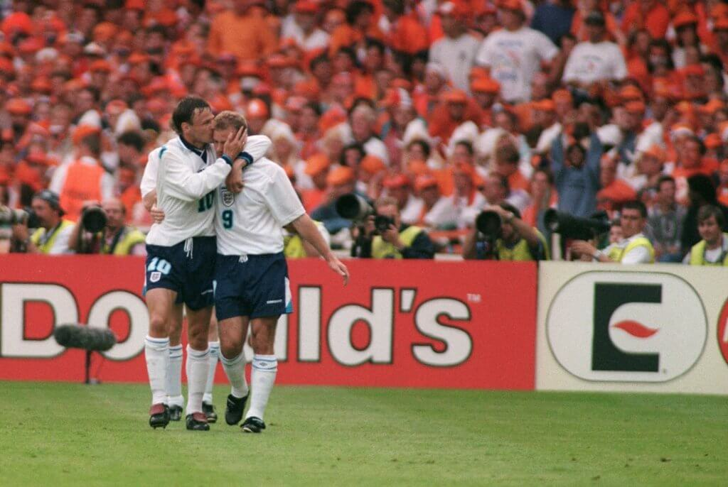 England Euro 96