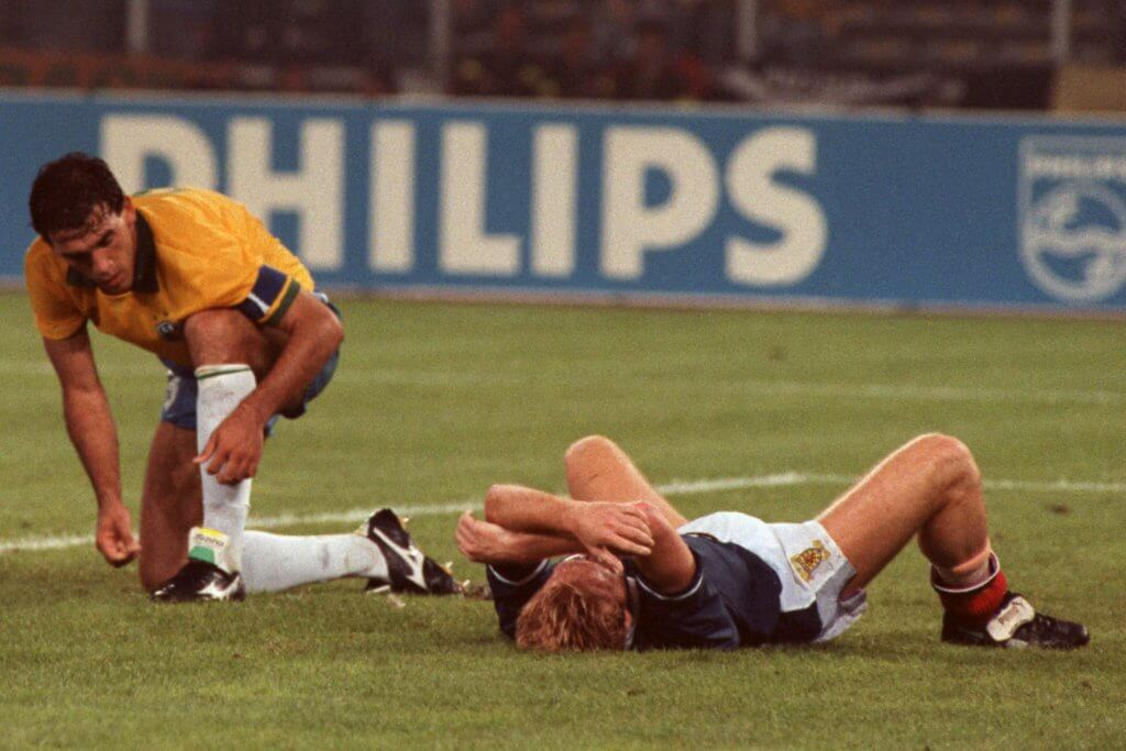 Scotland 1990 World Cup