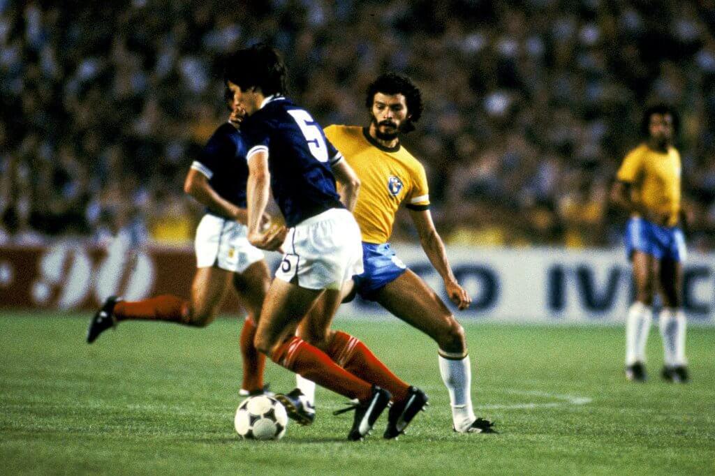 Scotland World Cup 1982