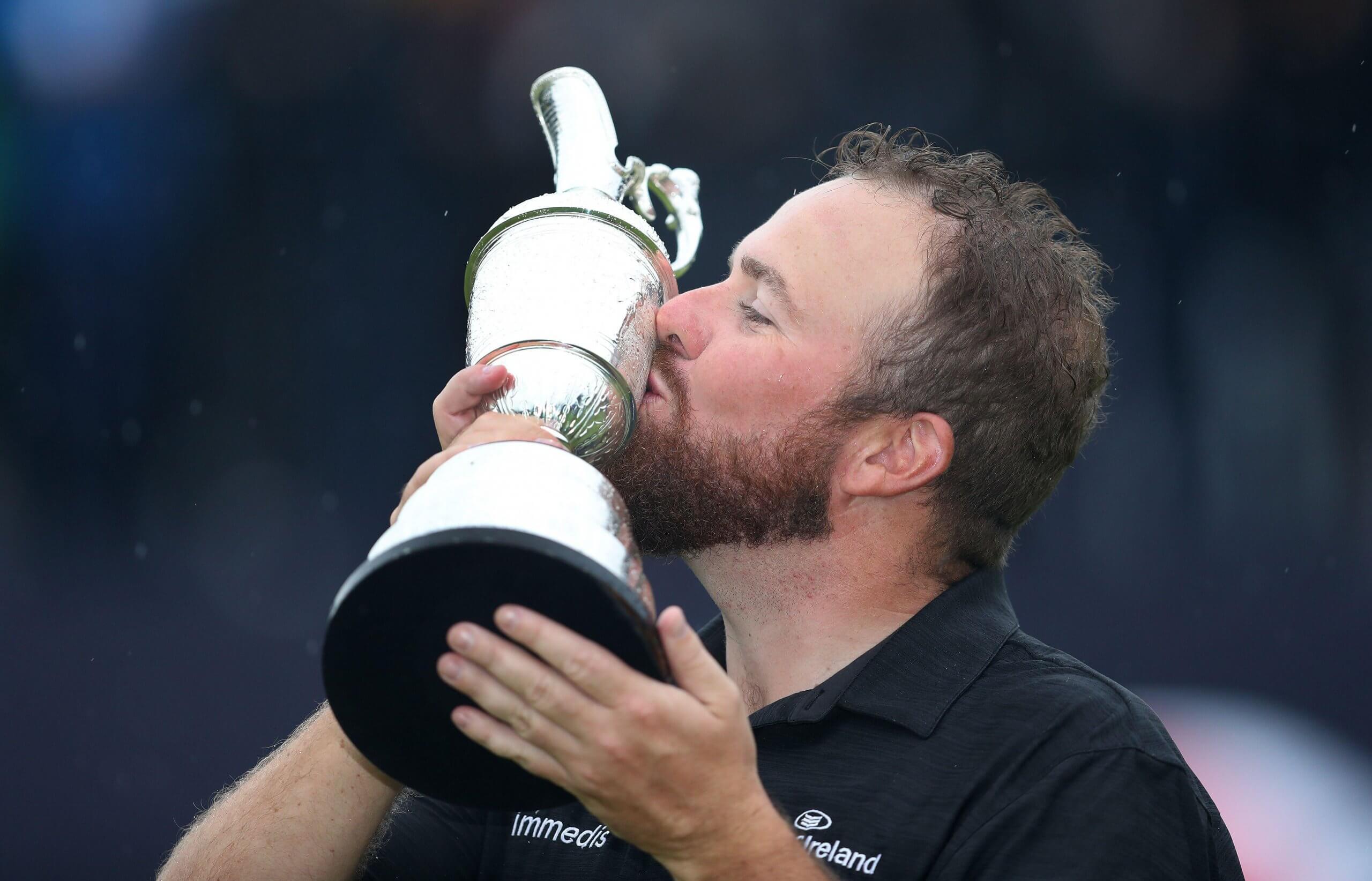 Shane Lowry Open Championship Golf