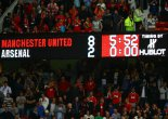 On This Day: Manchester United thrash Arsenal 8-2 in the Premier League
