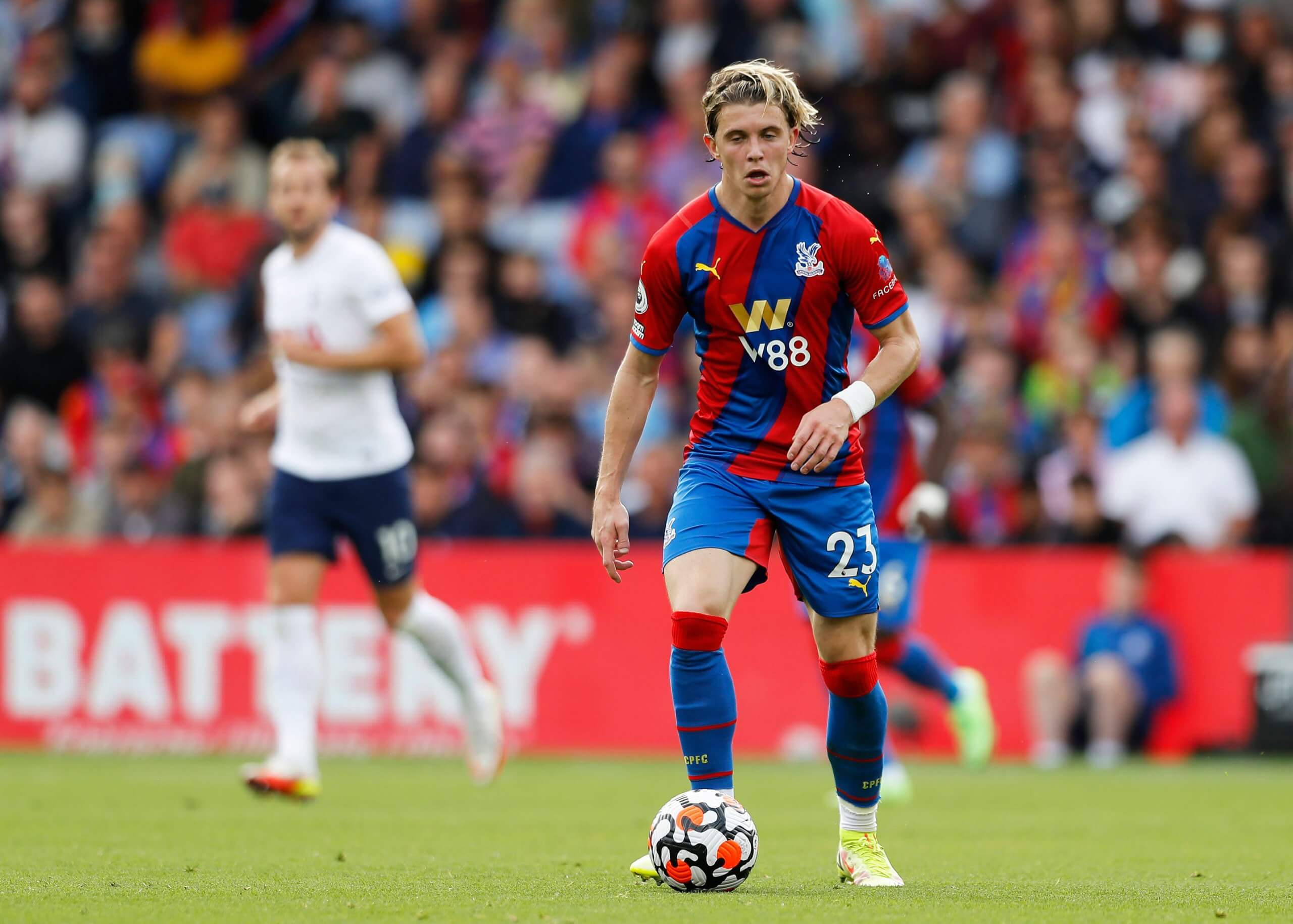 Conor Gallagher Crystal Palace 2021