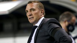 Leicester City: 'I think Brendan Rodgers is under a little bit of pressure.'